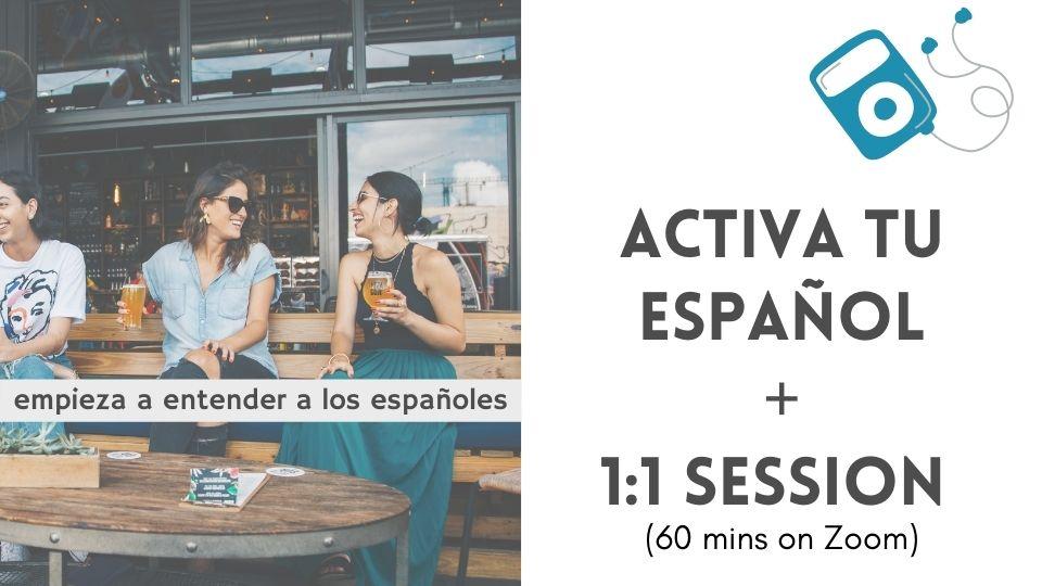 activa tu español y tutoria